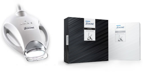 zoom teeth whitening products